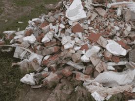 Statybinių atliekų rūšys